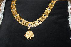 Otto von Habsburg's Collar of the Order of the Golden Fleece on display at the Budapest requieum
