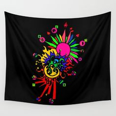 Available in three distinct sizes, our Wall Tapestries are made of Wall Tapestries, Tapestry, Hand Sewn, Laptop Sleeves, Vivid Colors, Duvet Covers, Indoor, Throw Pillows, Interior