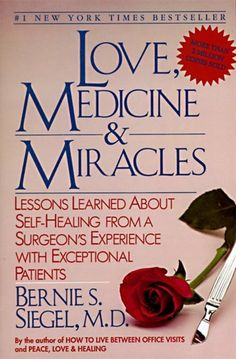 Love Medicine And Miracles- This book changed me and the way I see cancer
