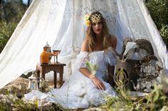 Frau aus dem geheimen Garten