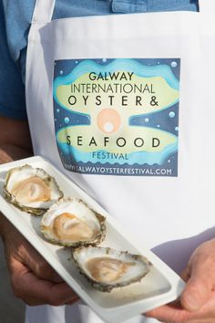 Galway Oyster Festival - last weekend in September each year since 1954