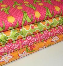 Robert Kaufman Fabrics - Veranda Fat Quarter Bundle - Ships Free