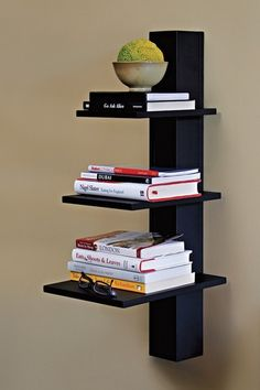 $32 Alton Wall Shelves - Black by Functional Wall Decor by Nexxt on @HauteLook