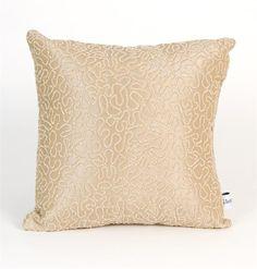 Central Park Coral Pillow by Glenna Jean - http://www.childrensbeddingboutique.com/central-park-coral-pillow.aspx
