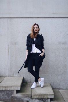 Style...Moderosa //WhatsTrend Blog » WHITE KICKS | OOTD
