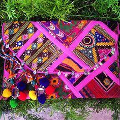 This Banjara Clutch ♥ Isabella Rae Jewelry