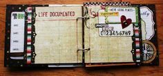 A Creative Operation: Mini Travel Album