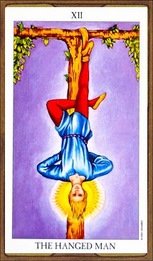 Hanged Man - Tarot Card Meaning & Interpretation