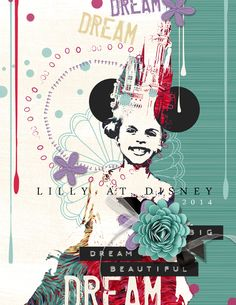 Bold & Beautiful Collection Biggie Digital Scrapbooking Kit by Brandy Murry | ScrapGirls.com