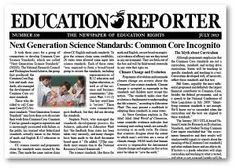 July 2013 Education Reporter - Eagle Forum
