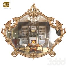 Silik Vesta frame with mirror