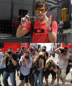 Hungarian F1 GP - Budapest 2012 - Fernando Alonso