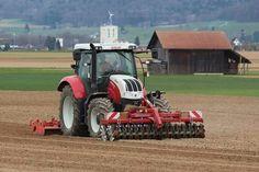 Steyr, Volvo, Farming, Tutu, Vehicles, Good Job, Mechanical Engineering, Tractors, Tutus