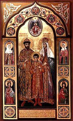 The Royal Martyrs, Royal Family of Nicholas II.