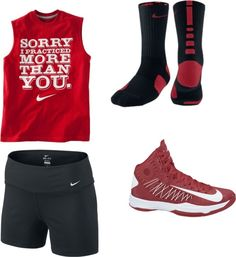 """Basketball Practice!"" by pliziabishop on Polyvore"