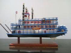 Modelismo naval: construcción del Mississippi Queen - Taringa!