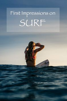 First Impressions on Surf First experiences, especially when they imply a bit (or lots) of adrenaline are the best! Before it starts, you have an idea of how it's gonna be but once you're actually doing it, you realise it's… Travel, blog, traveler, backpa