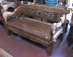 balinese daybed couch