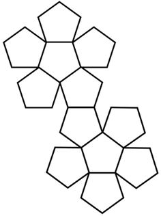 Here is our information page about Geometry Nets for kids. On this page are pictures of nets and their related solid 3 shapes, as well as nets worksheets and links to printable net pages.