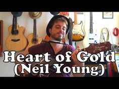 """How to Play """"Heart Of Gold"""" by Neil Young on Guitar - YouTube"""