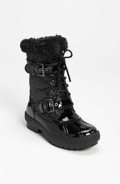 Want to get these soon!  Sperry Top-Sider® 'Alpine' Waterproof Boot | Nordstrom