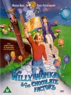 The original Willy Wonka & The Chocolate Factory