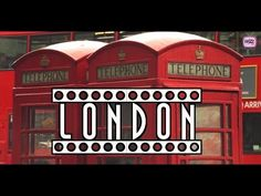 What to do in London - things to do, top attractions London travel video guide: As fashion-forward as it is timeless and as cosmo...