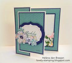 Happy World cardmaking day!!! by Hélène den Breejen