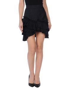 JUST CAVALLI Knee length skirt. #justcavalli #cloth #