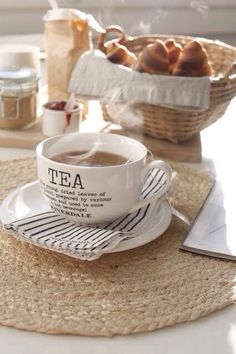 Cup of Tea | MU