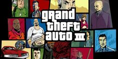 "Grand theft auto GTA 3 Highly Compressed its all about the mafia city ""Liberty City"",where it all began. In honor of the anniversary since the release Grand Theft Auto 3, 10e Anniversaire, Riot Points, Crime, Classic Video Games, World Of Warcraft, Free Games, Pc Games, Wii U"