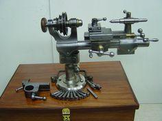 Watchmaker lathe
