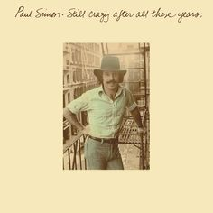 Paul Simon - Still Crazy After All These Years on Limited Edition 180g LP   Download