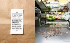 spread :: ocala magazine :: 18 healthy foods by jamie ezra mark, via Flickr