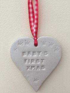 A personal favourite from my Etsy shop https://www.etsy.com/uk/listing/272449240/sale-item-loveheart-hanger-gift-idea
