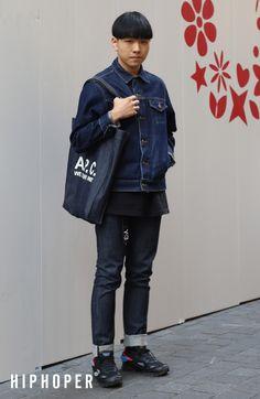 석현준 > Street Fashion | 힙합퍼