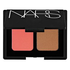 NARS Blush/Bronzer Duo. | SHADE: Orgasm/Laguna. | PRICE: C$52.00.