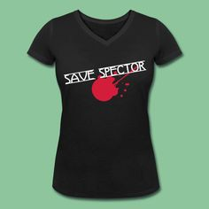 """""""Save Spector"""" - Great Support products for all fans of Jamie Dornan as Sexy Serial Killer Paul Spector in """"The Fall""""."""
