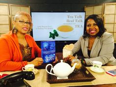 Up this week in Conversation Over Tea with Lady Tea is Makeba Green from Newark, NJ, a beautiful spirit and a over & Shaker at a young age of 21! You can see our TV show this Saturday, 7am & Sunday, 6pm on Comcast 30, Fios 45 and ROKU!
