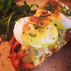 Osso Bucco Eggs Benny ...all kinds of delicious - Food, Drink, Culture, Nightlife and Style Reviews - www.citynomads.com