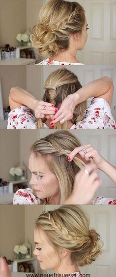 37 Exquisite Hochzeit & Prom Frisuren für Sie zu Versuchen - Neue Friseur Stil