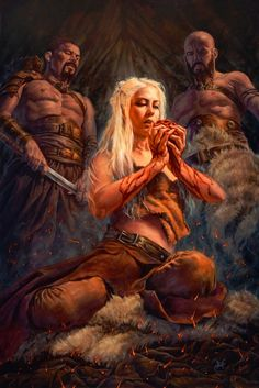 Fire and Blood Ω Badass Daenerys Targaryen fan art Ω Game of Thrones Fan Art Arya Stark, Eddard Stark, Game Of Thrones Artwork, Game Of Thrones Fans, Dark Fantasy, Fantasy Art, Medieval Fantasy, Michael Hayes, Daenerys Targaryen