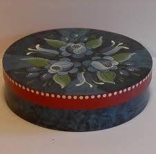 Resultado de imagen de bauernmalerei folk decorative art