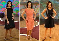 Queridinha: Fátima Bernardes tem figurino entre os mais pedidos da Globo