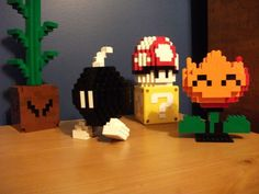 Artist Pays Tribute To Nintendo WithLEGOs