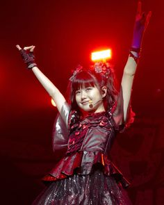 Pic had posted on twitter ツイッターに掲載した写真 (from July 2016 till May 2017) UK1612-005 Glasgow #BABYMETAL #YUIMETAL
