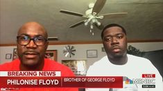 """The brother of George Floyd said Saturday that he spoke to President Donald Trump but the conversation was so quick that he """"he didn't give me the opportunity to even speak.""""""""It was hard, I was … Brandon Williams, I Love My Brother, It Hurts Me, The Daily Beast, Give It To Me, Let It Be, American Life, Presidential Candidates, Growing Up"""