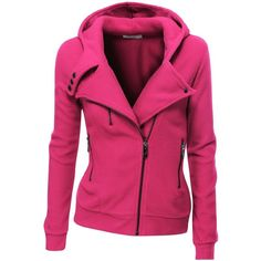 Shop the latest styles of Doublju Women's Fleece Zip-Up High Neck Jacket at Amazon Women's Clothing Store. Free Shipping+ Free Return on eligible item