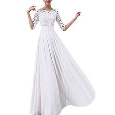 wedding dress - SODIAL (R) Chiffon lace Wedding Dress Bal... https://www.amazon.co.uk/dp/B0154F569U/ref=cm_sw_r_pi_dp_x_MnpJyb0XYKRNV