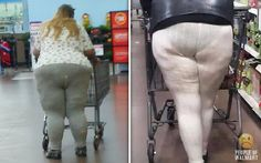 Holy crap, this is not a good 'Who Wears it Better'?!?! But, as our friends over at GirlsinYogaPants.com can attest to, like those yoga pants to their ass, you're stuck with it. So who ya got here? A bag full of mashed potatoes or reverse camel toe? Pick one or sniff both.